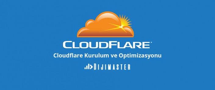 Cloudflare Kurulum Optimizasyonu